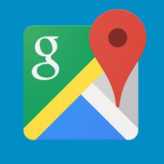 きもの田中Googleマップ